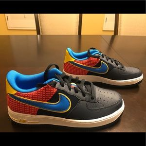 New Nike Air Force 1 Photo Blue Sneaker 8.5